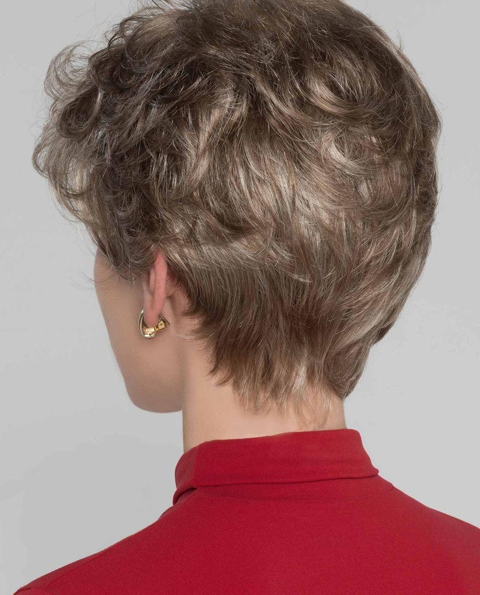 Cheveux court Perruques médicalisées