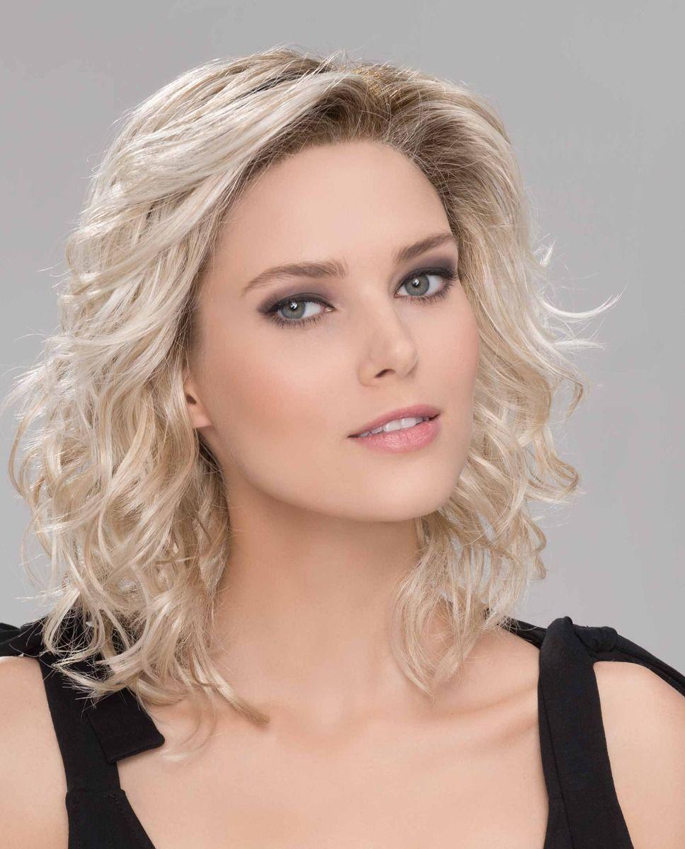 Perruque médicalisée cheveux blond