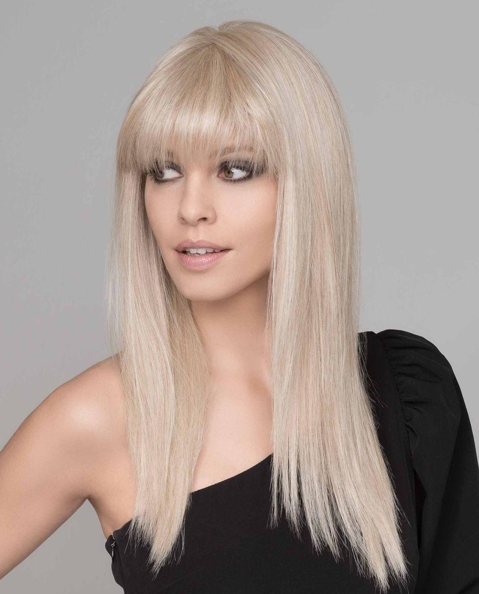 Perruque médicalisée long blond