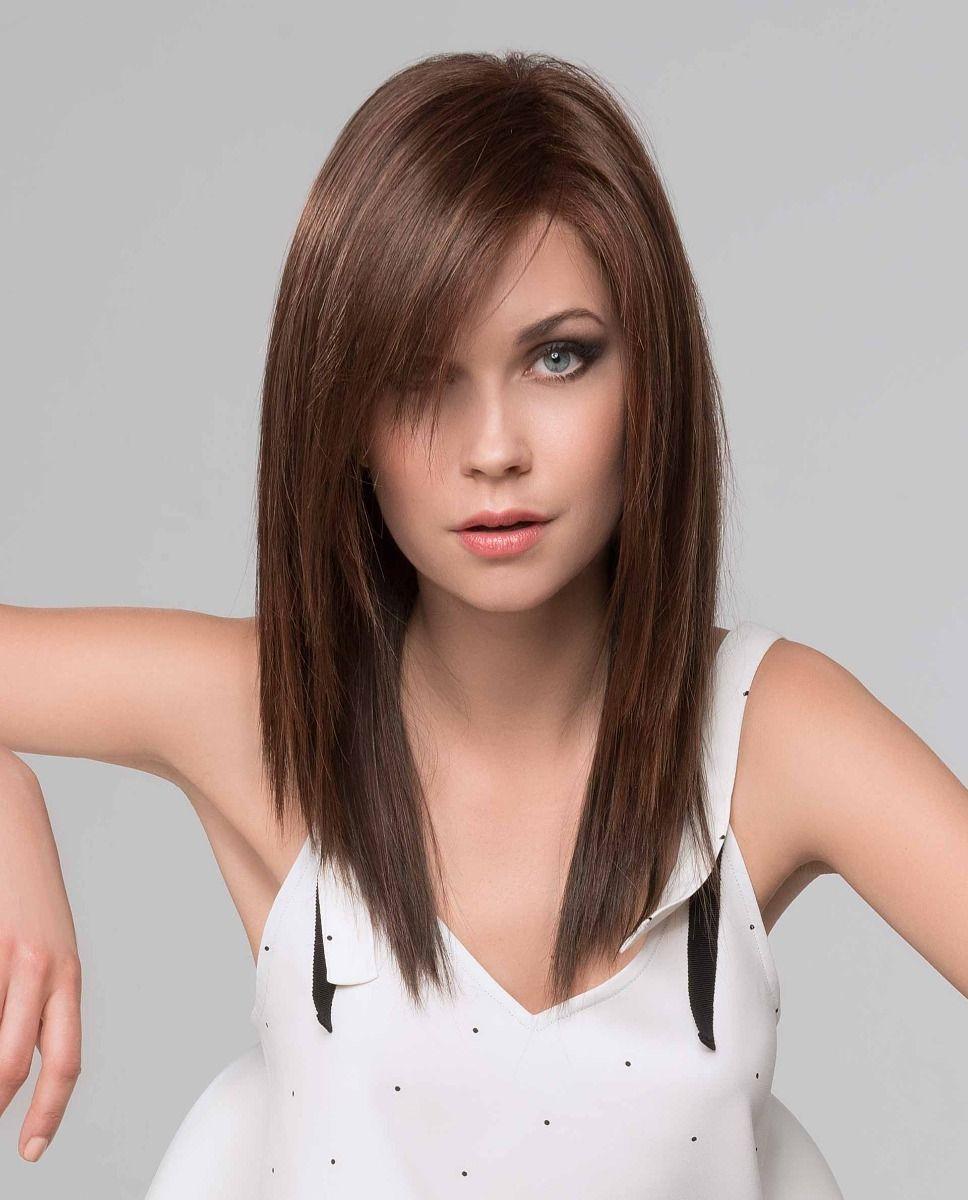 Perruque médicalisée cheveux long
