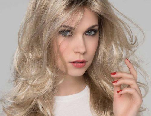 Perruque médicalisée cheveux coupe longue