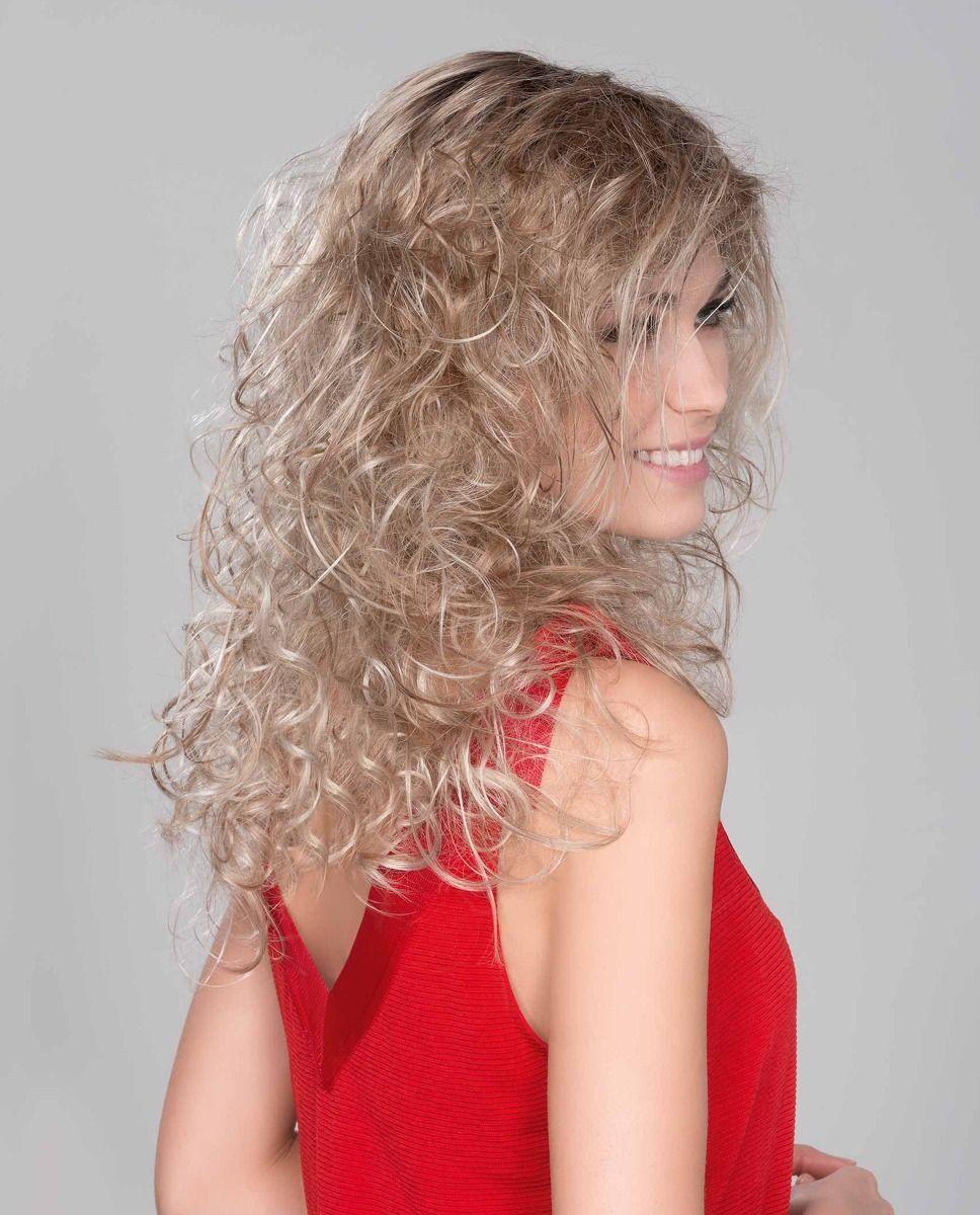 Perruque médicalisée cheveux long ondulée