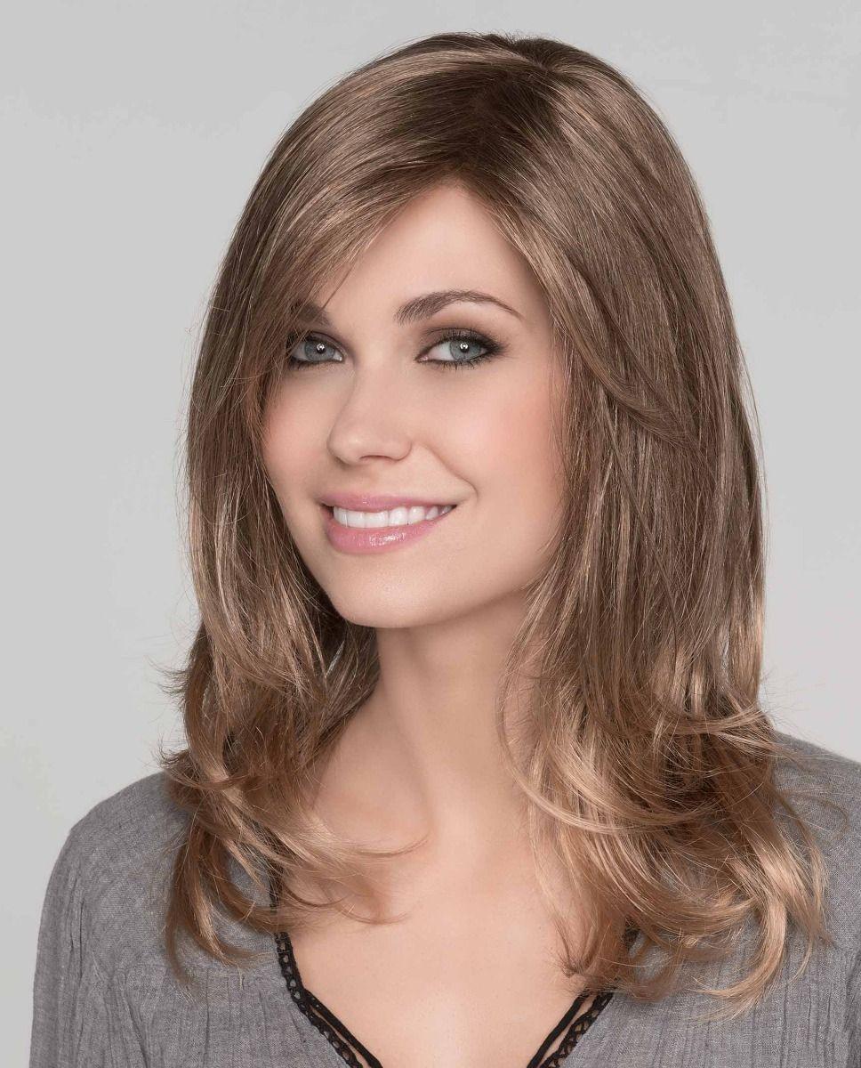 Perruque médicalisée cheveux long chatain