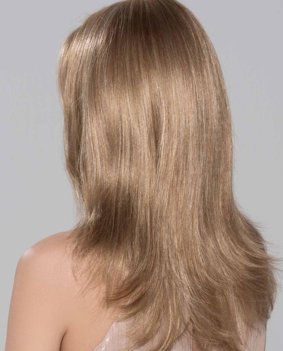 Perruque médicalisée cheveux coupe longue blonde
