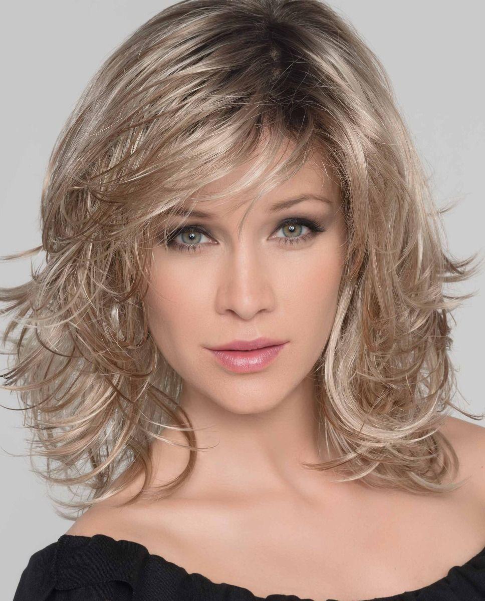 Perruque médicalisée cheveux mi-long