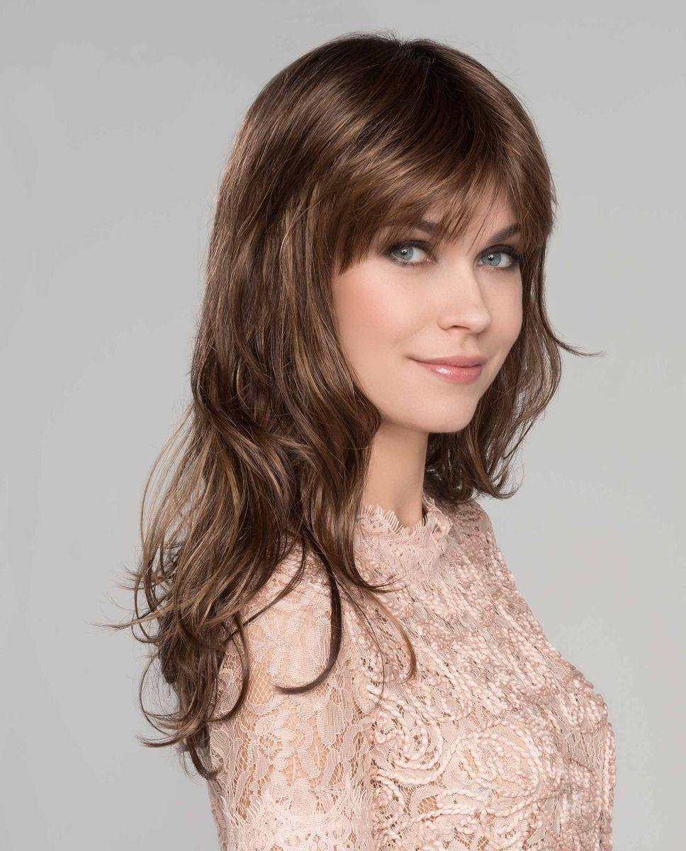 Perruque médicalisée cheveux coupe longue dégradé