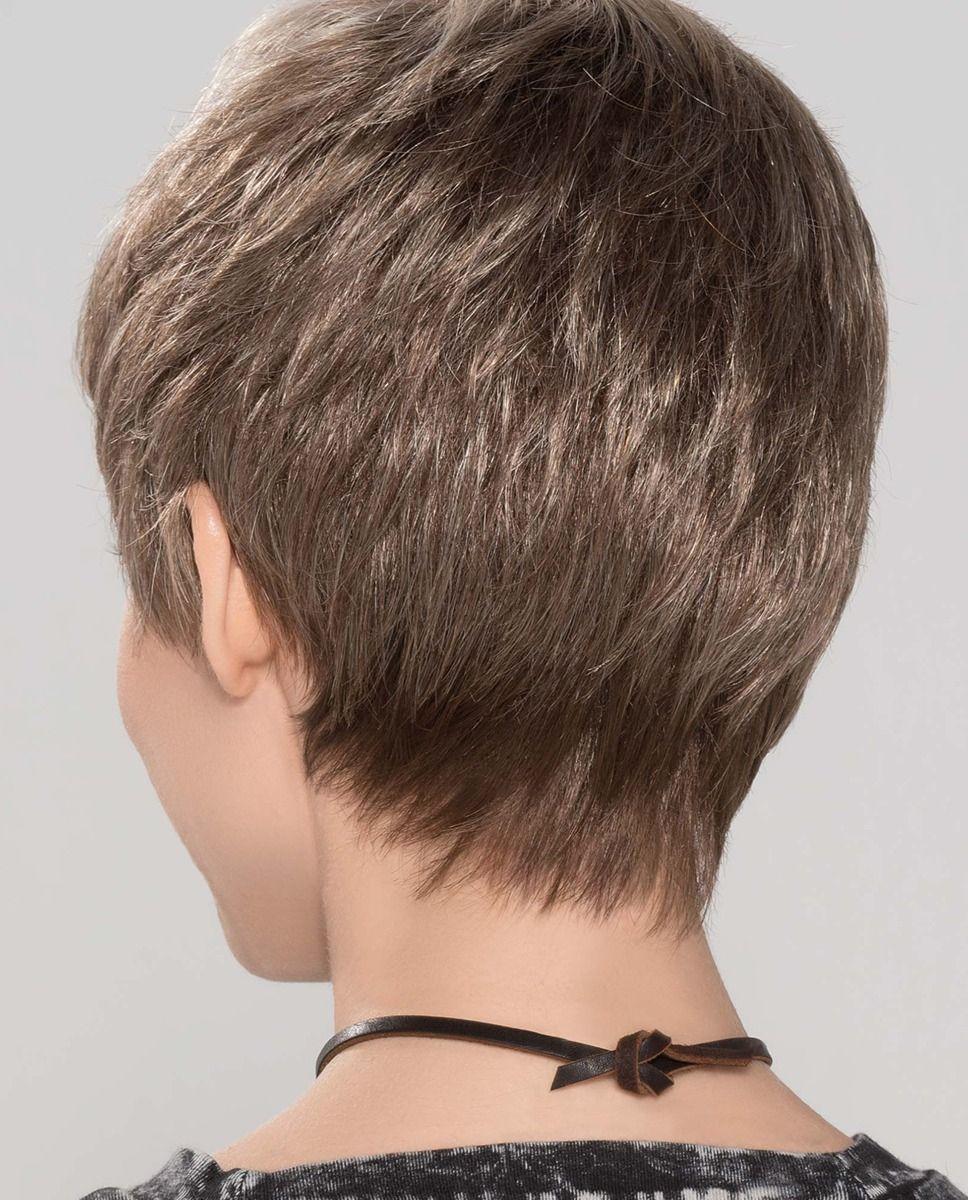 Perruque médicalisée cheveux coupe courte